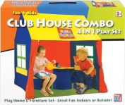 Freetime 4 Kidz Club House Combo