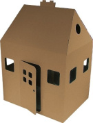Kideco Childs Playhouse Cardboard Toy