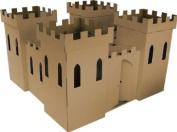 Kid-Eco Cardboard Fortress Toy Playhouse