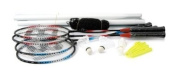 4 Player Badminton Set With Net