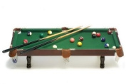 Table Billiards with Accessories
