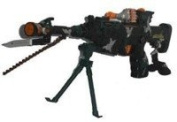 Combat3 Electronic Childs Toy Gun Lights & Sound XMAS GIFT 2011