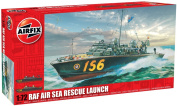 Airfix - RAF Rescue Launch 1:72 Scale