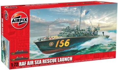 Airfix - RAF Rescue Launch 1:72 Scale
