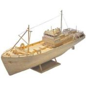 Matchmaker Trawler - Matchstick Ship Modelling Kit