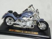 BMW R1200c R1200 C R 1200 Grau Mit Sockel 1/18 Maisto Modellmotorrad Modell Motorrad