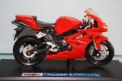 Motorbike Maisto 1:18 Triumpf Daytona 675