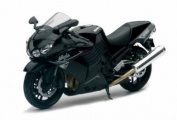 Kawasaki Ninja ZX-14 black 2011 1:12 NewRay