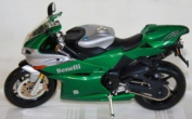Motorbike Modell Maisto 1:12 Benelli Tornado 1130