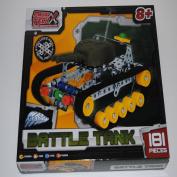 Battle Tank - Mech Tech - metal construction toy