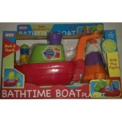 Bath Time Boat Playset - Bath Toy