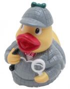 Sherlock Holmes Rubber Bath Duck Sherduck Holmes