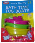 Bath Time Tug Boats