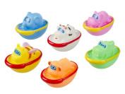kleine Bade-Schiffchen mit