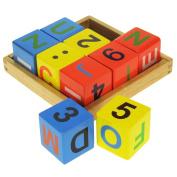 Bigjigs Toys BB004 Alphabet Block Tray