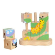 Everearth Amazon Stacking Block Puzzle