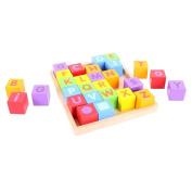 Bigjigs Toys BB032 ABC Blocks