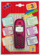 Klein 4920 Toy Mobile Phone with Realistic Functions
