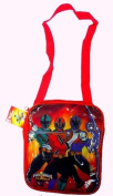 Official Licenced GENUINE Power Rangers Side Bag, Ideal for Wallet, Camera Mobile Phone & ETC. - Licenced Power Rangers Merchandise