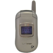 Verizon LG VX-3400/ 3450/ UX210 Dummy Display Toy Cell Phone Good for Store Display or for Kids to Play Non-Working Phone Model