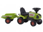 Falk Claas Celtis 426RX Tractor and Trailer Ride-on