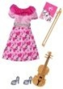 Barbie I Can Be a Music Teacher Outfit - Clothes Set for your Barbie Doll W3753