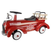 Great Gizmos Speedster Ride-On - Fire Engine