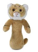WWF Plush Junior Rattle Tiger