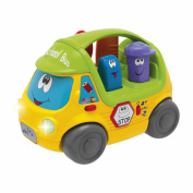 Chicco Talking School Bus Toy