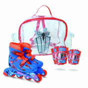 Spider Man Inline, Elbow and Knee In Bag