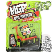 MADD MGP Big Stunts Mini Finger Scooter - Finger Whip Toy