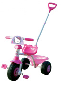 D'Arpèje OHKY 65 Hello Kitty Tricycle with Steering Handle