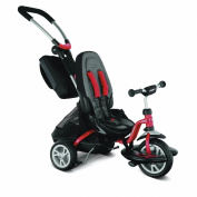 PUKY 2403 Ceety CAT S6 Tricycle Red