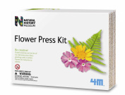 Natural History Museum - Flower Pressing Kit