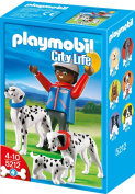 Playmobil - Dalmatians with Puppy 5212