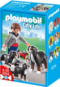 Playmobil - Mountain Dogs with Puppy 5214