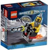 LEGO 8400 Space Police Space Speeder