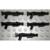 Little Arms Weapons - 5 Rifle for e.g. Lego Star Wars Stormtrooper Figures [Toy]