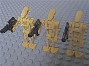 Lego Star Wars Mini Figure - Battle Droid
