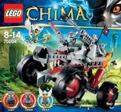 LEGO Legends of Chima 70004