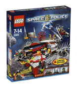 Lego Space Police 5980 Pitstop