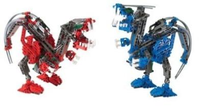 LEGO Bionicle Cahdok & Gahdok
