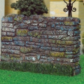 The Dolls House Emporium Dry Stone Wall