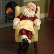 The Dolls House Emporium Sleeping Santa in Chair