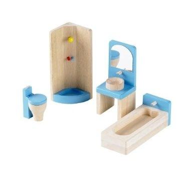 Superb Branching Out Wooden Dolls House Bathroom Furniture Machost Co Dining Chair Design Ideas Machostcouk
