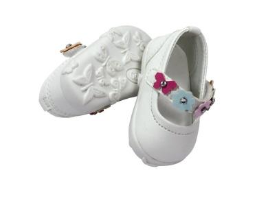 Gotz Hannah or Sarah doll Butterfly design shoes