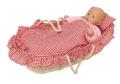 GoKi Dolls Carry Cradle Basket