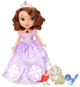 Sofia the First Talking Sofia Doll and Animal Friends
