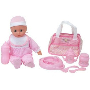 Baby Collection - 30cm Doll with Accessories
