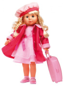 Bayer Design Charlene Interactive Talking Doll with Hair